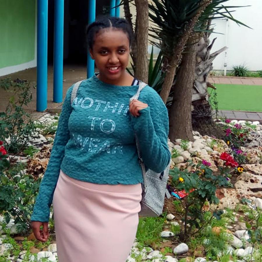 מאתיופיה לטכניון - פטנש גססה