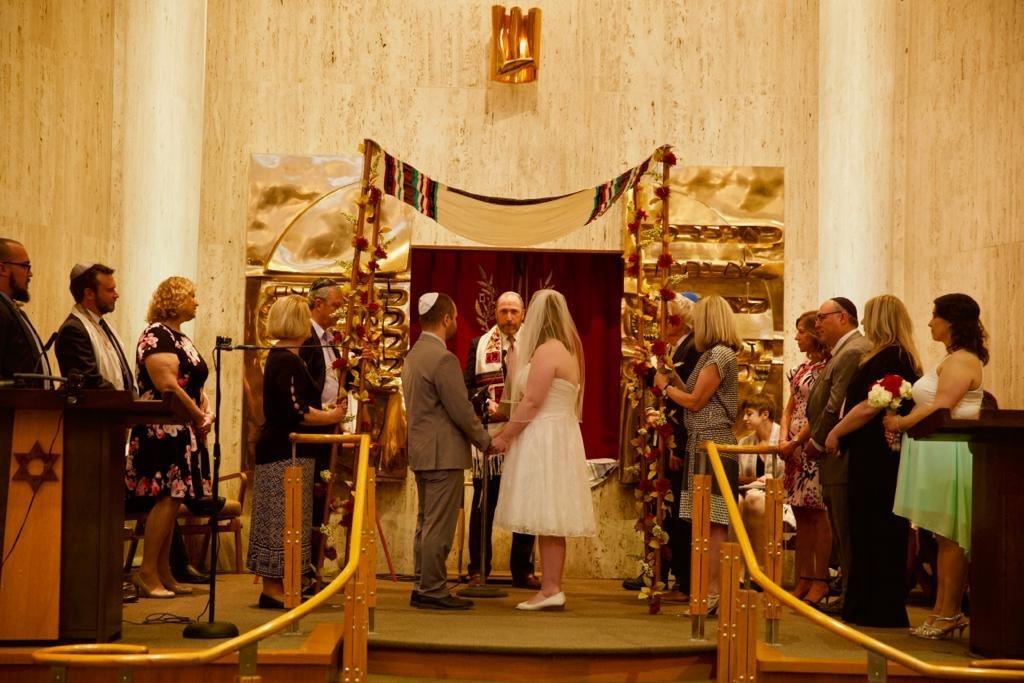 חתונת כל הזרמים ביהדות