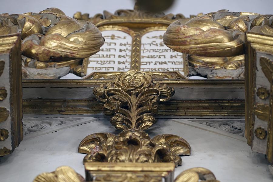 שמואל אומברטו נכון שהציל את בתי הכנסת באיטליה