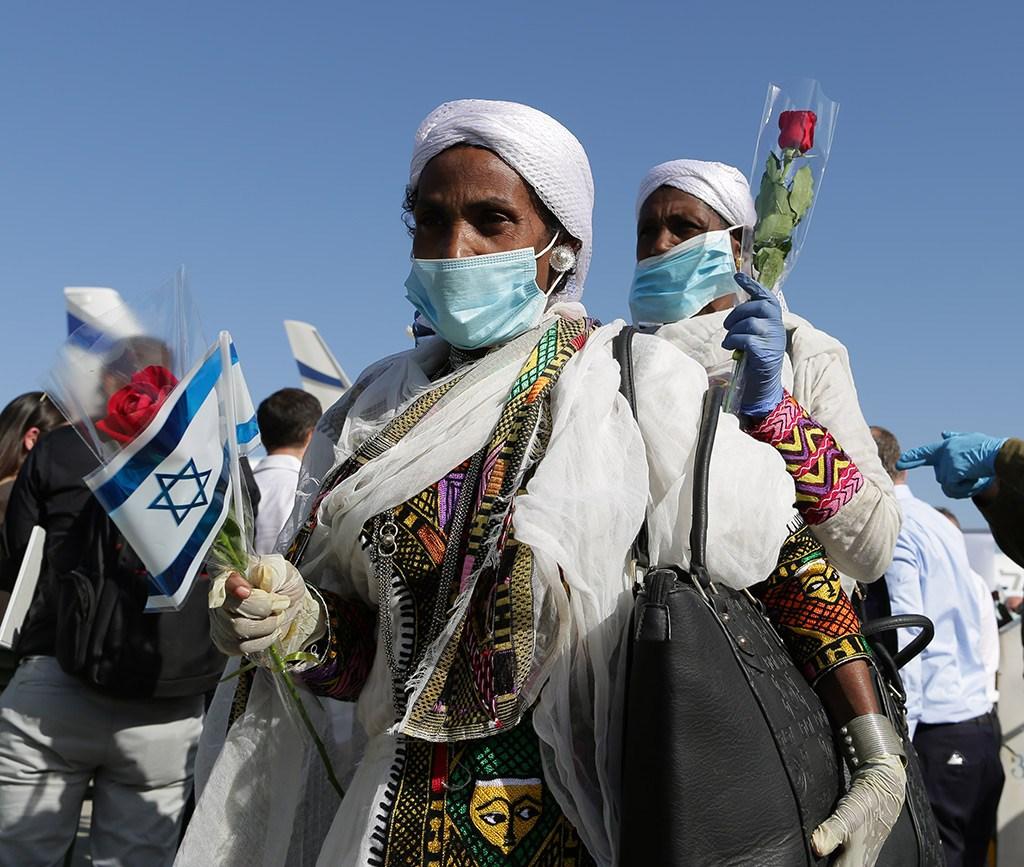 עולים מאתיופיה בזמן משבר הקורונה
