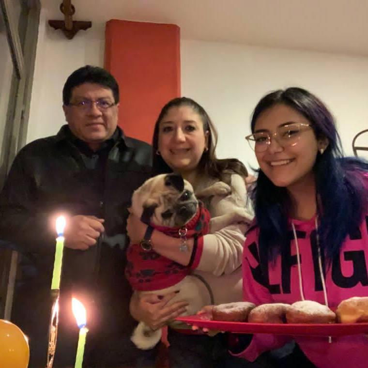 תמונה מכם: משפחת פנטנס ממקסיקו