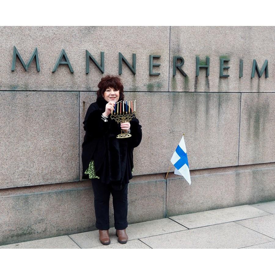 תמונה מכם: מגי מפינלנד